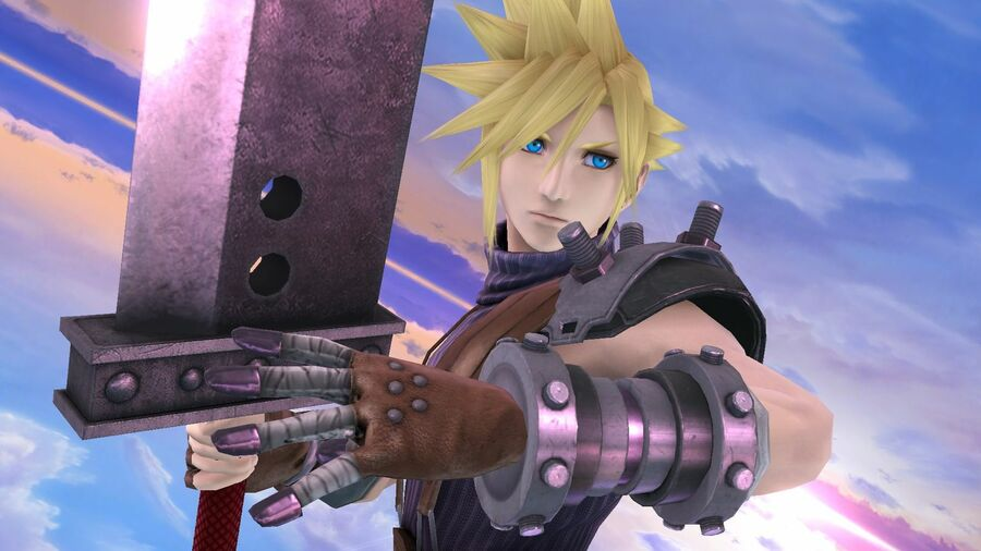 Cloud and strife