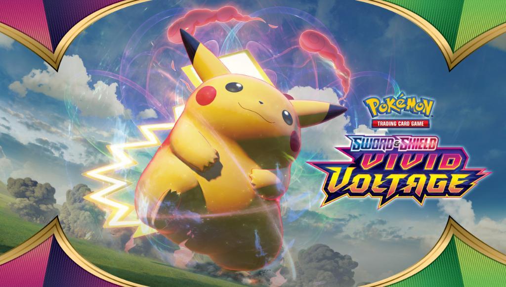 Pokémon: Vivid Voltage out 11/13/20!