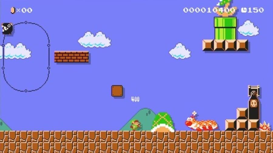 Super Mario Maker - Link