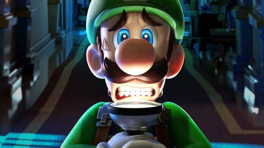 Esclusiva Nintendo : Luigi's Mansion 3