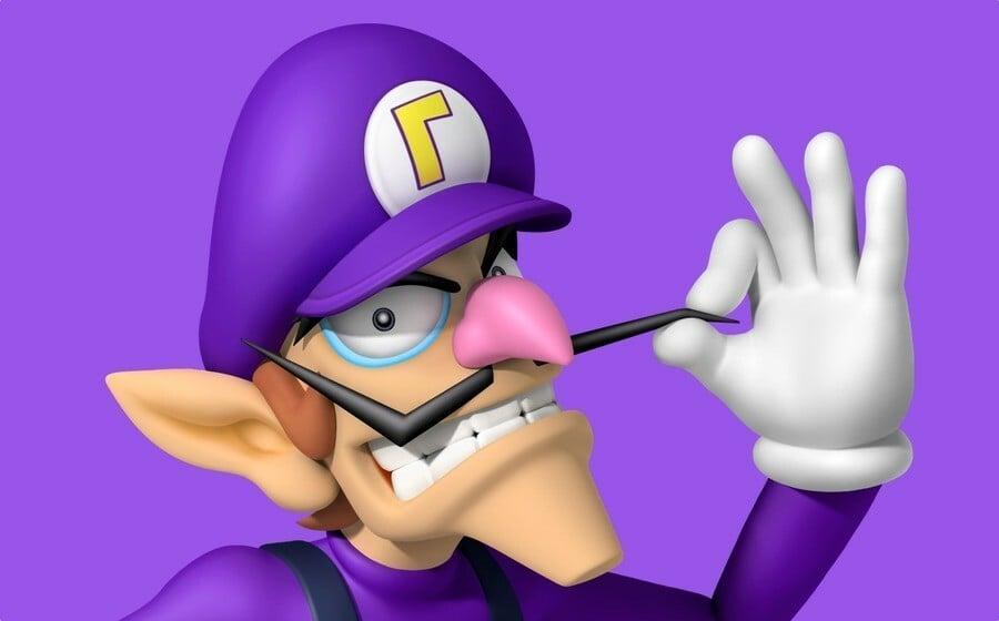 Random Waluigi Wins Nintendos Official Valentines Day Poll