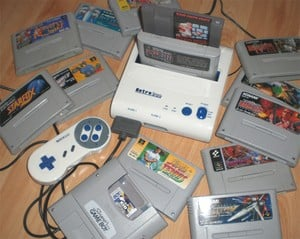 A whole world of retro gaming brilliance awaits you