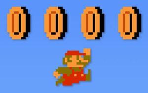 Mario doesn't wait