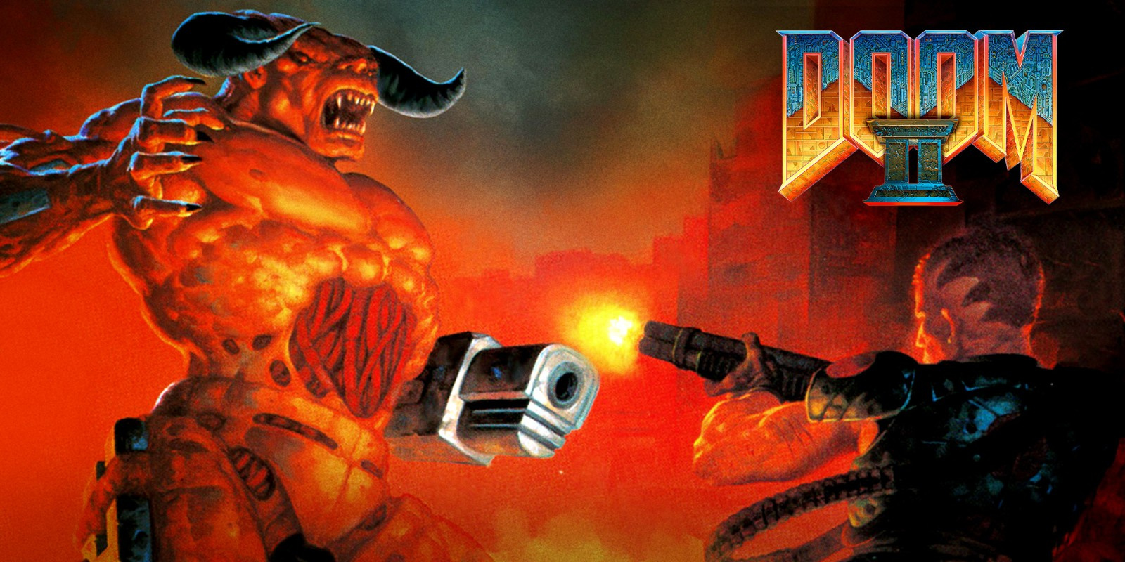 Original Doom games out now for consoles in surprise release | VGC