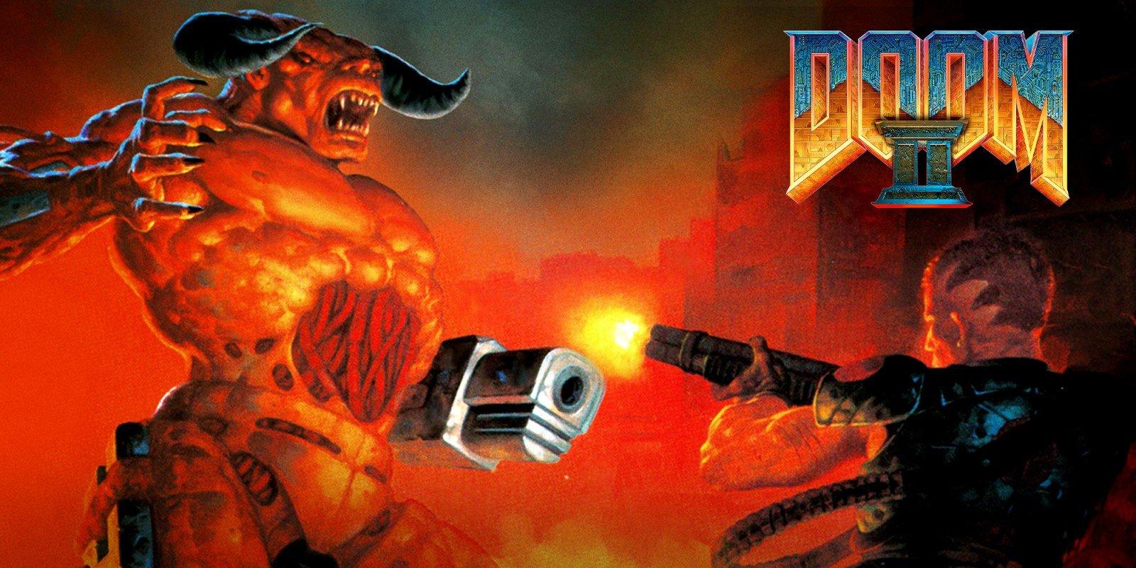 The Original DOOM, DOOM II And DOOM 3 Are Available On
