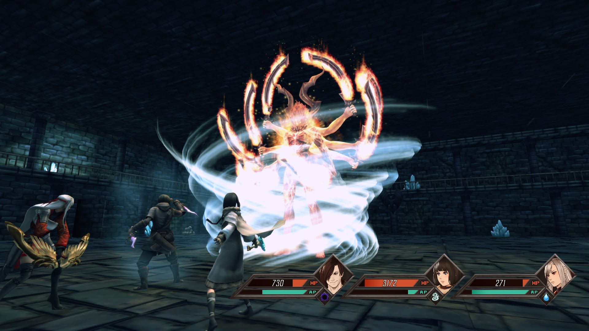Legrand Legacy: Tale Of The Fatebound Brings PS2-Inspired