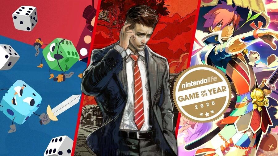 2020 Nintendo Life Alternative Awards