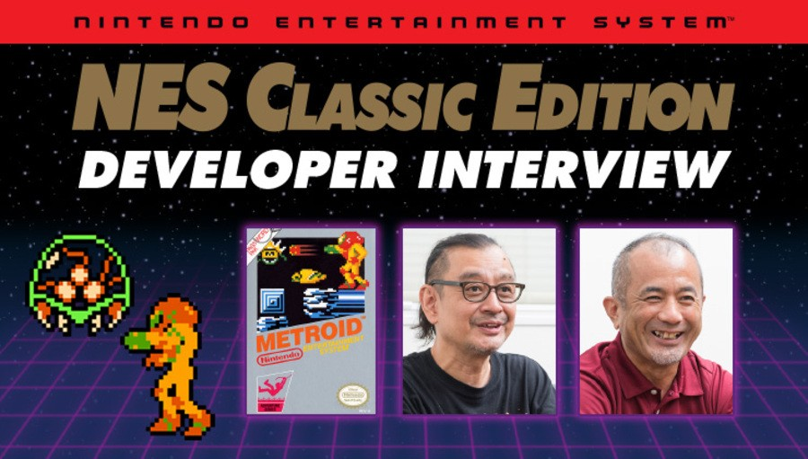Metroid Interview