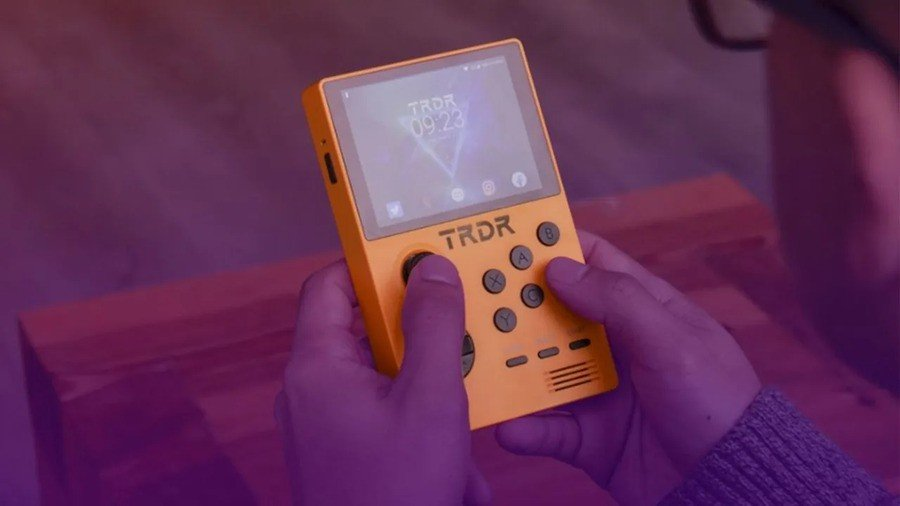 TRDR Pocket