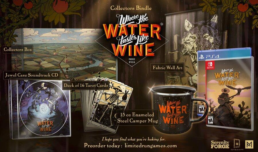 Suyun Tadının Şarap Gibi Olduğu Yer