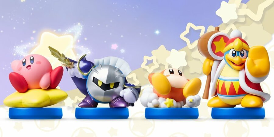Kirby Series amiibo