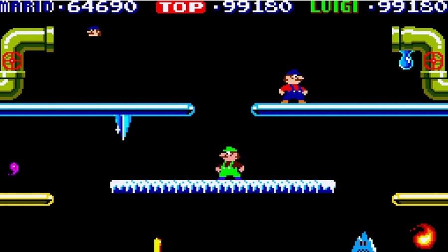 Arcade Archives Mario Bros