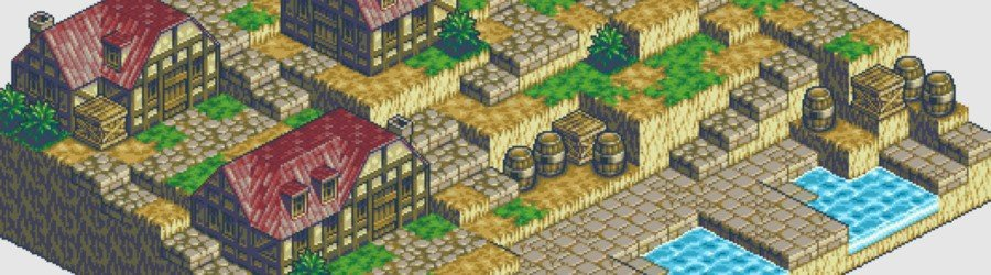 Tactics Ogre: The Knight of Lodis (GBA)