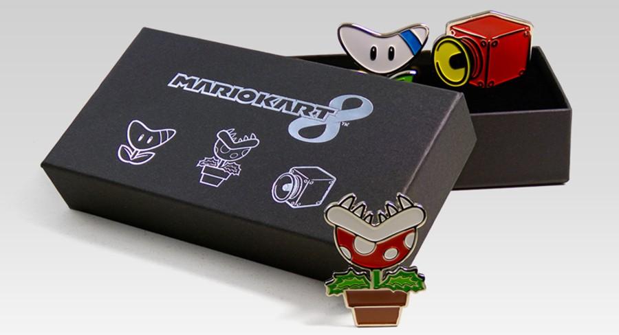 Mario Kart 8 Badges