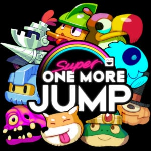 Super One More Jump Review (Switch eShop) | Nintendo Life