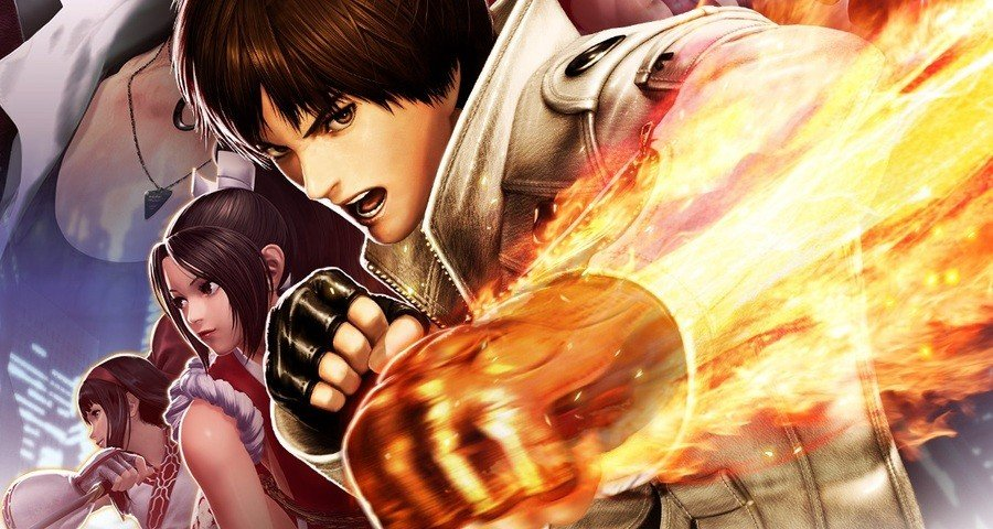 SNK King Of Fighters IMG2