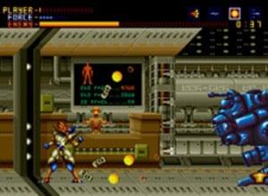 Alien Soldier - Treasure's next VC game!