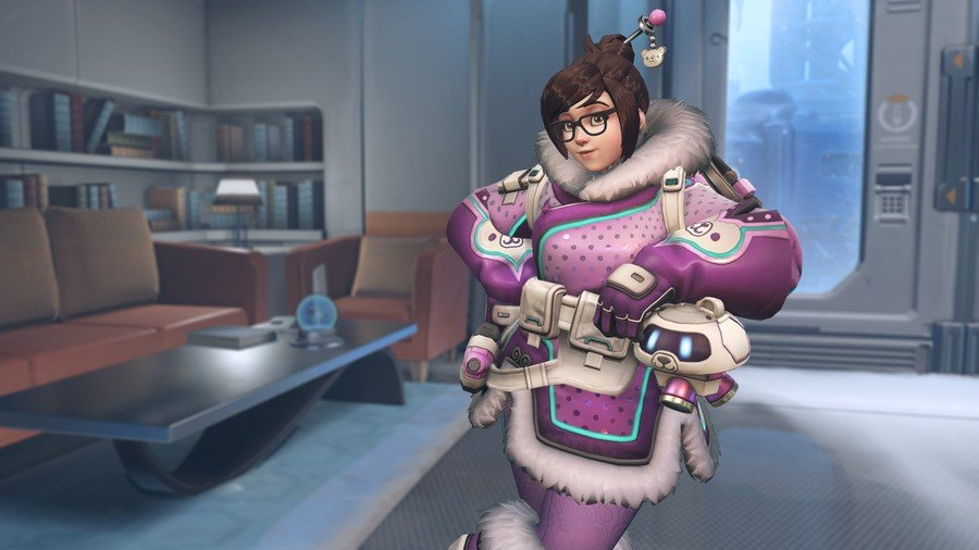 Overwatch Archives 2020