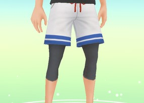 Ultra Sun Ultra Moon Shorts