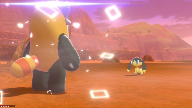 Shiny Pokémon Have Two Types Of Animations In Pokémon Sword And Shield