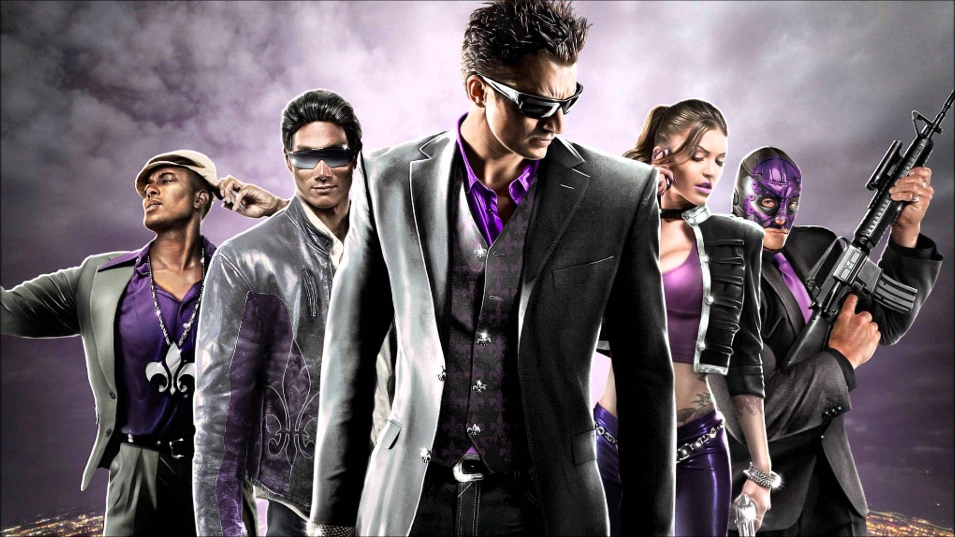Saints Row IV HD Wallpapers and Background Images