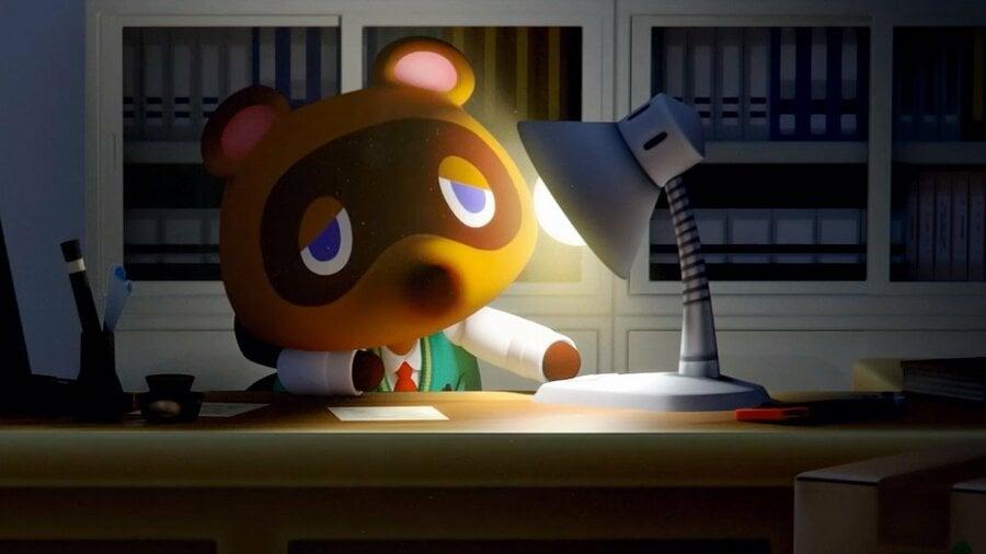 A visual representation of everyone here at team Nintendo Life waiting for more Animal Crossing news