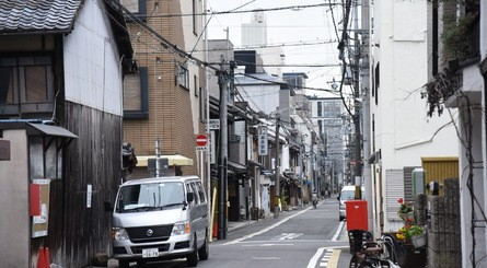 17-BIT's 15-person team can be found in this snug Kyoto office