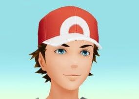 FireRed Cap
