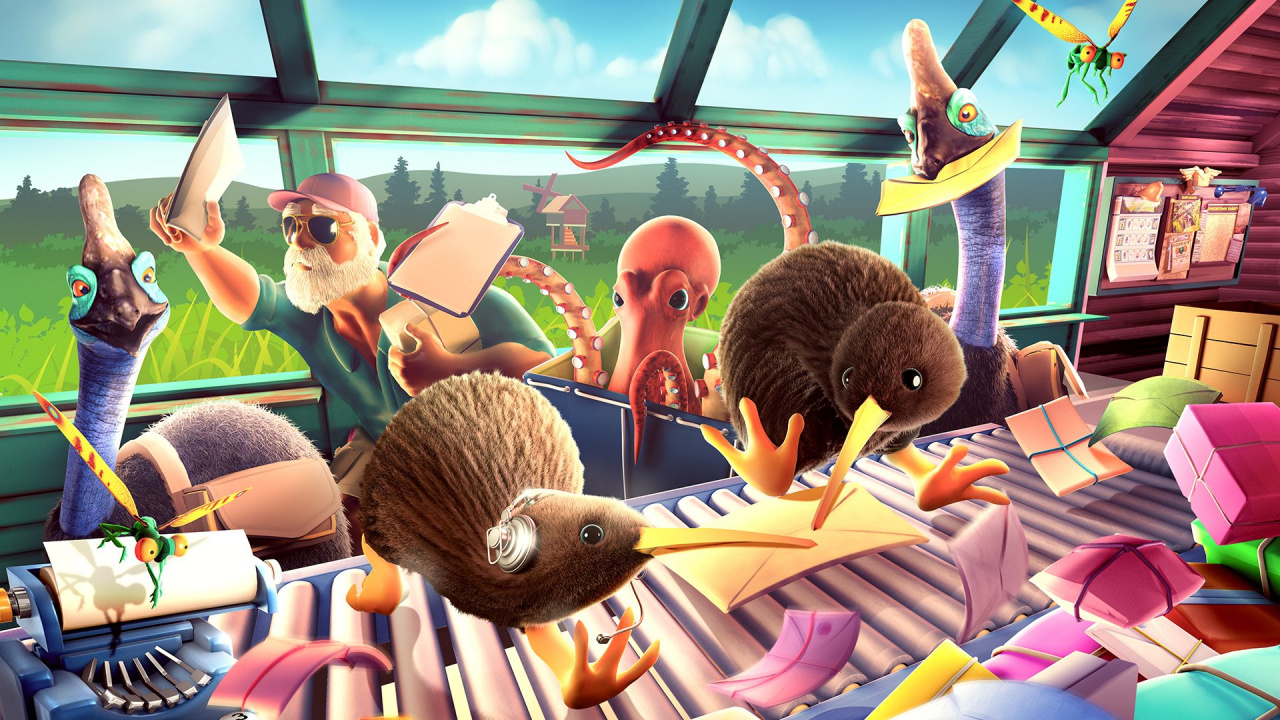 Teamwork Is Key In KeyWe, A Kiwi-Co-Op Coming To Switch This Summer