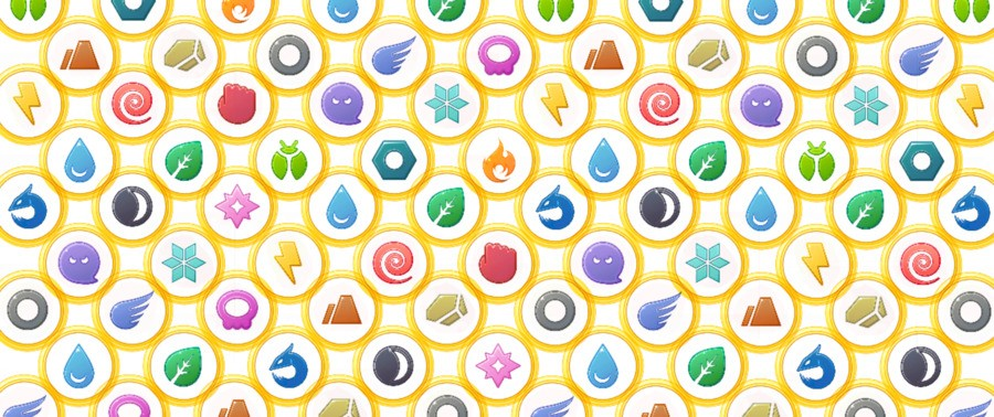 Pokego Type Guide 00 Type Symbol Banner