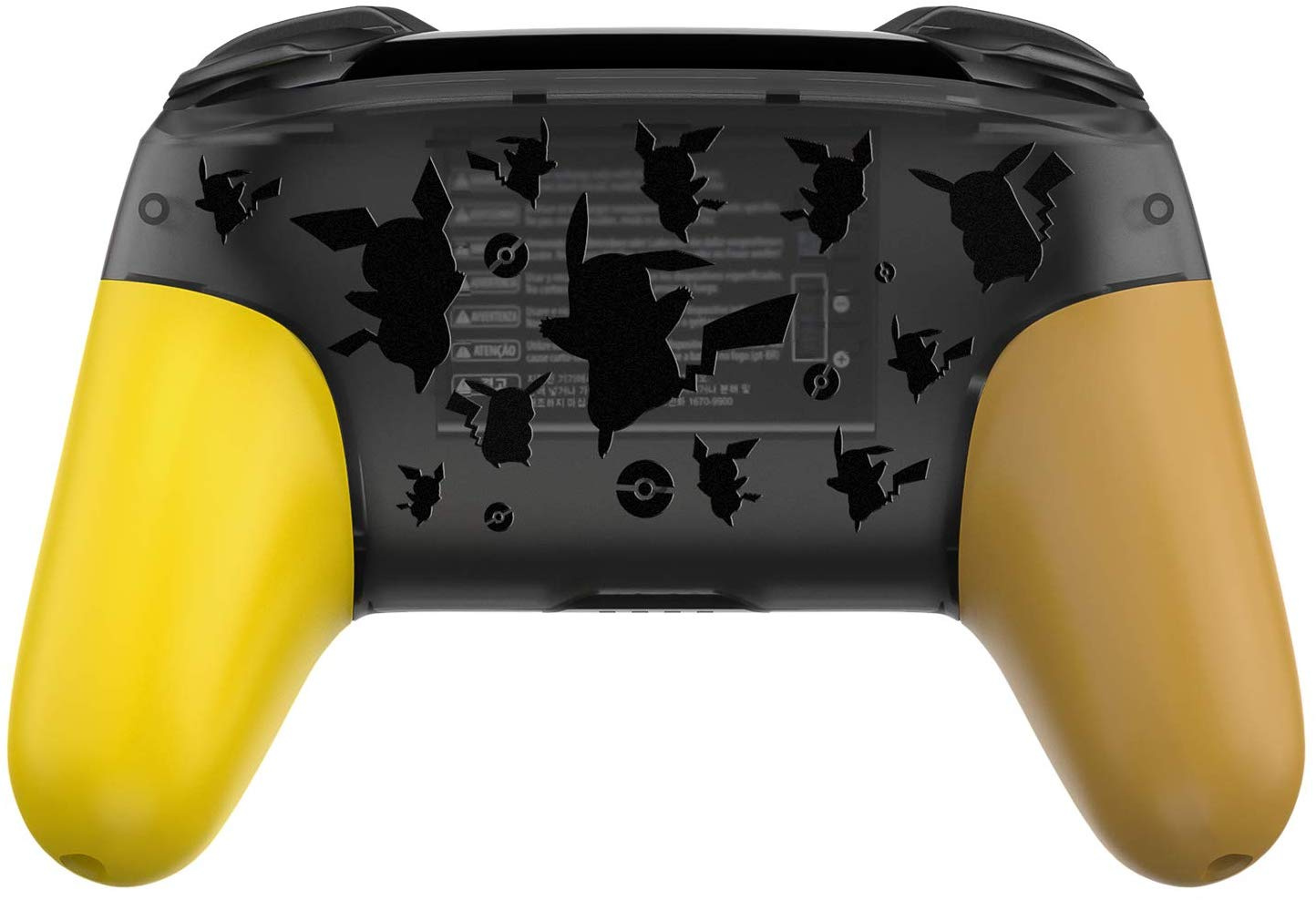 pro controller shell