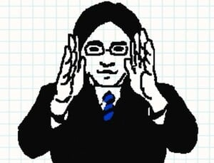 Iwata-san and colleagues have opted for safety