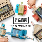 Nintendo Labo Toy-Con 01: Variety Kit (Switch)