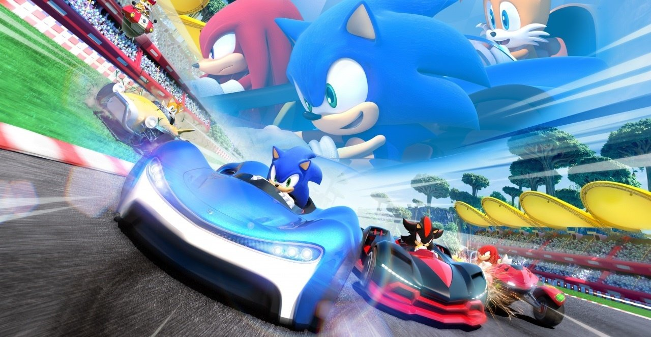 Video: Can Team Sonic Racing On Switch Keep Pace With The