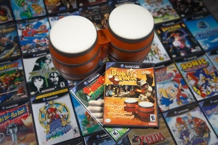 Gamecube DK Bongos