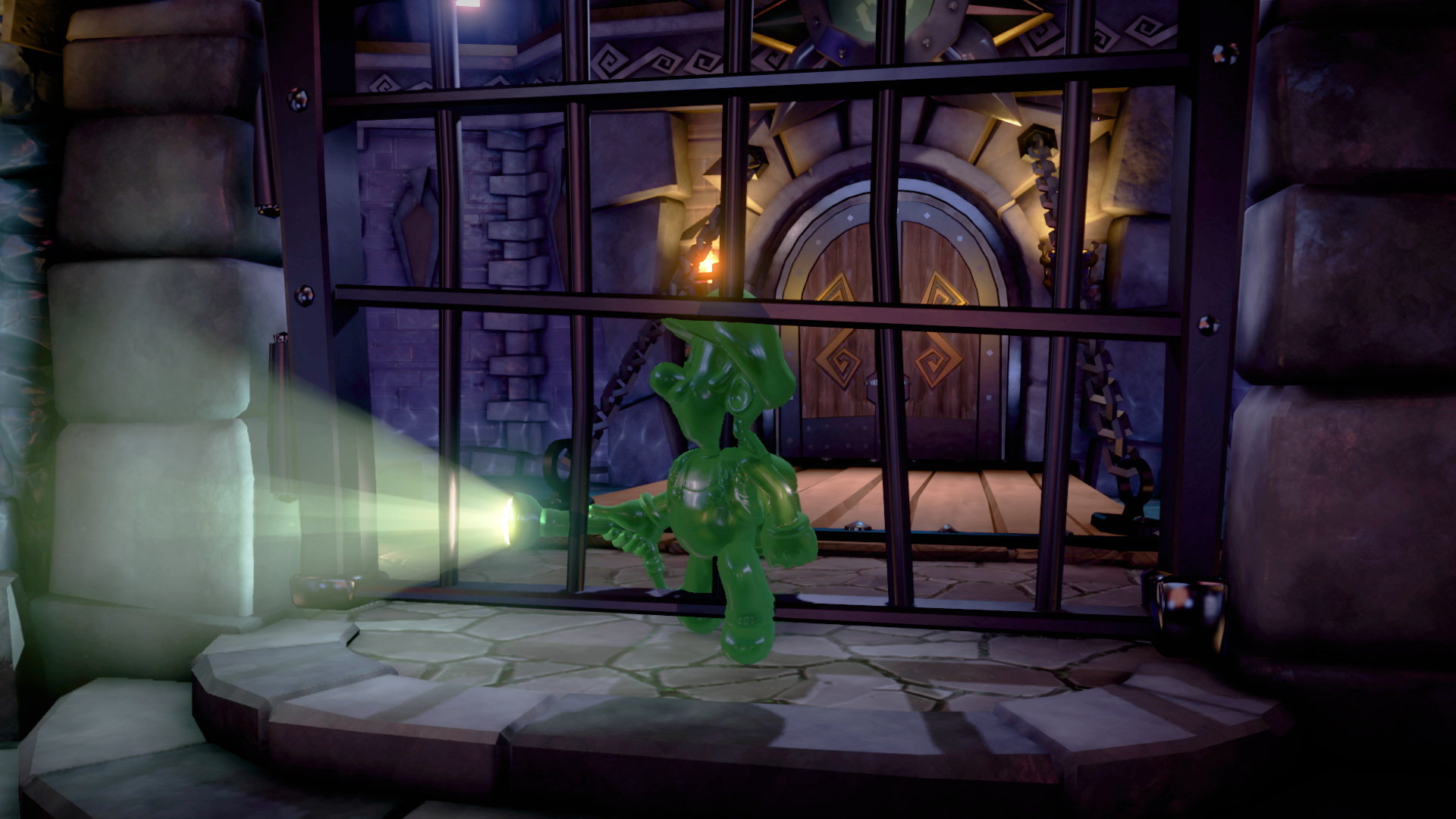 Luigi Mansion 3 Gameplay Features a Large Hotel Structure and Multiplayer