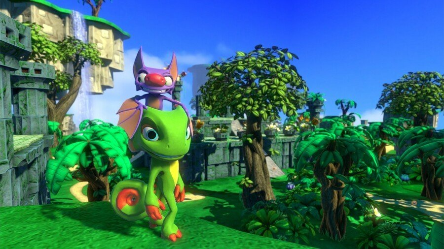 Yooka Laylee Jungle2 A