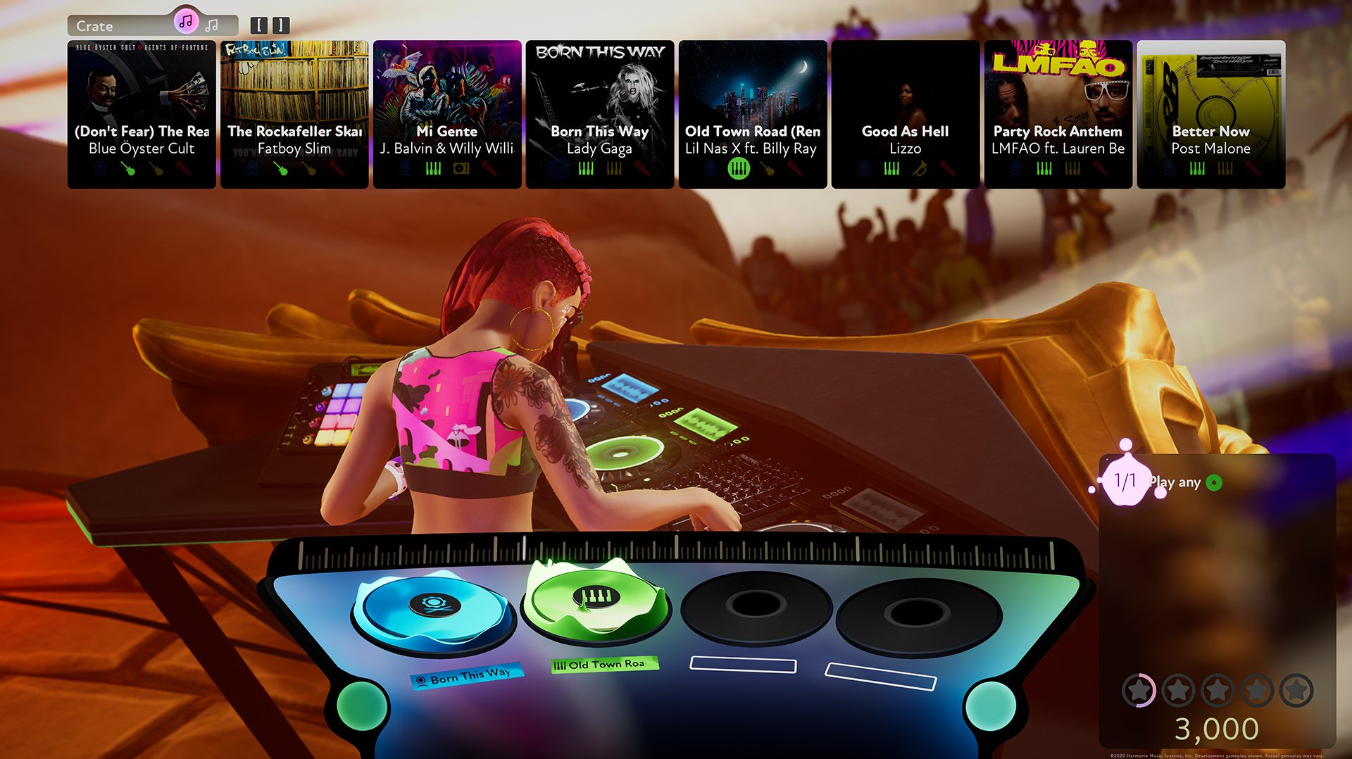New interactive DJ video game, FUSER, announced