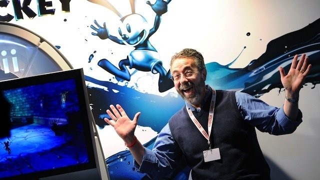 "Warren Spector Thinks Disney Should ""Absolutely"" Be Involved In Video Game Development"