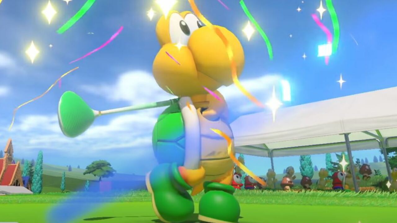 Our Verdict On Mario Golf: Super Rush's 3.0 Update, Including New Characters And Courses - Nintendo Life