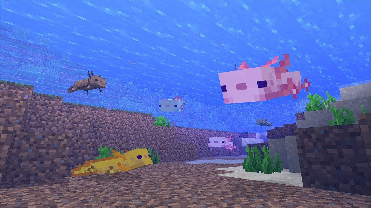 Here Are The Full Patch Notes For Minecraft's Caves & Cliffs Part One  Update - Nintendo Life