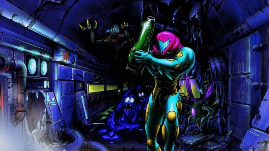 Samus, where art thou?