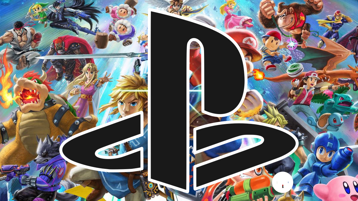 PlayStation Is Taking Part In A Japanese Super Smash Bros. Ultimate Tournament