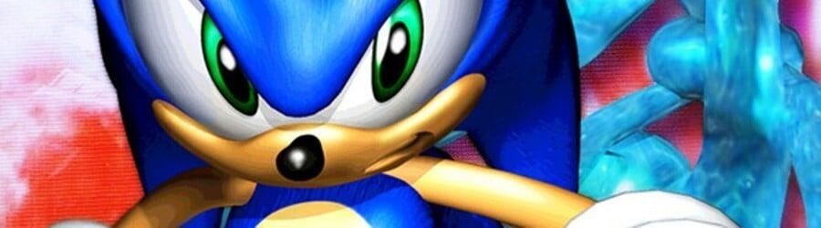 Sonic Adventure DX: Director's Cut (GCN)