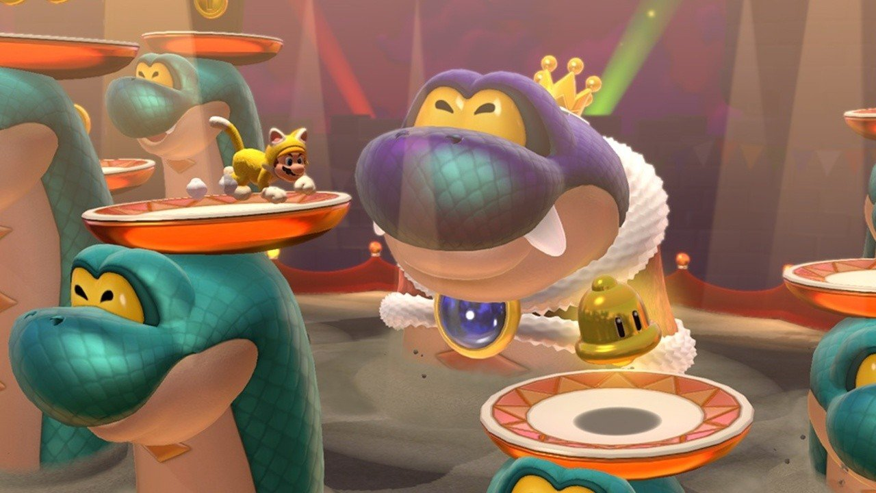 Super Mario 3D World + Bowser's Fury Rated For The Nintendo Switch
