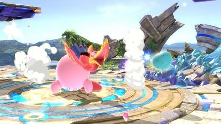 73. Banjo & Kazooie Kirby