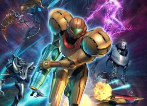 Metroid artwork galore!