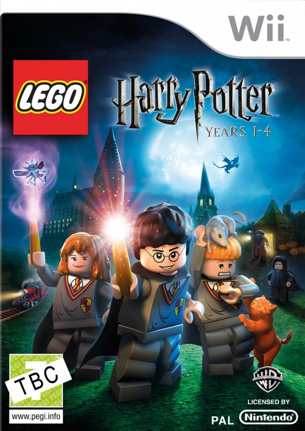 LEGO Harry Potter: Years 1-4 Review (Wii) | Nintendo Life