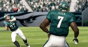 'Vick'tory will be ours