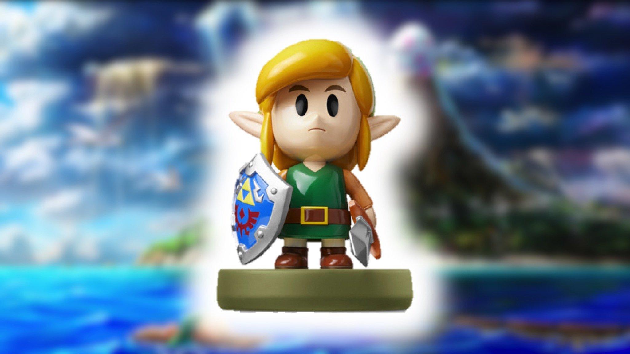 The Legend Of Zelda Link S Awakening Is Getting An Adorable